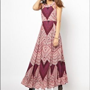 $218 Free People YOU MADE MY DAY Maxi Dress 2